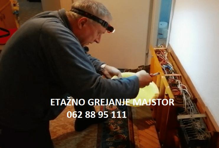 Postavljanje strujne instalacije majstor 24h cena