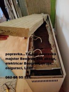 TA pec popravka majstor Beograd 24h