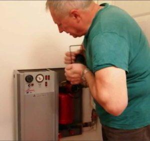 Pregled popravka pumpe etažno grejanje Beograd