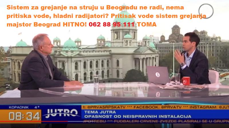 Beogradski majstori hitne intervencije korona stop